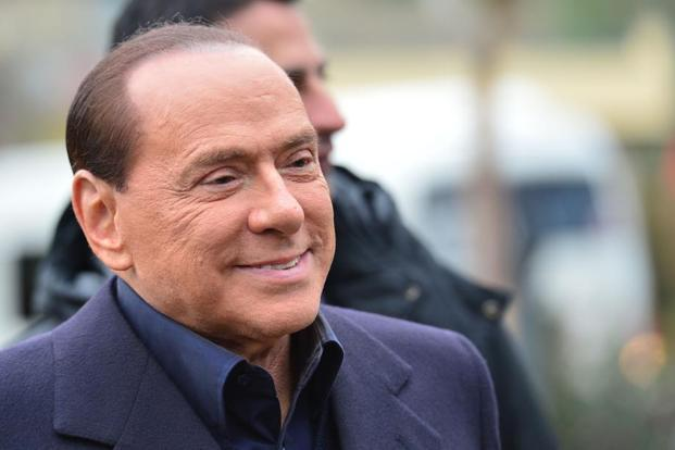 Silvio Berlusconi says Monti's government had been compliant in following a harmful austerity policies set by other European countries. Photo: Giuseppe Cacace/AFP